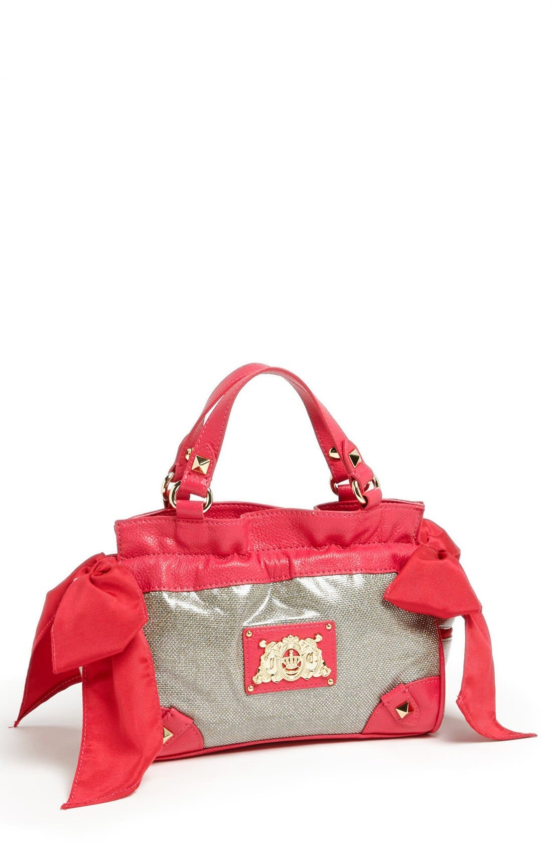 Main Image - Juicy Couture 'Bright Diamond - Mini Daydreamer' Bag (Girls)