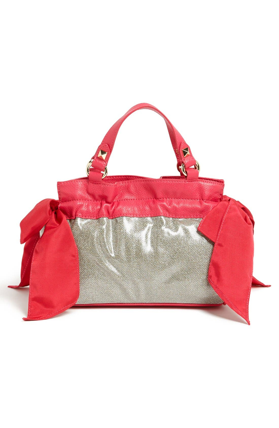 Alternate Image 4  - Juicy Couture 'Bright Diamond - Mini Daydreamer' Bag (Girls)