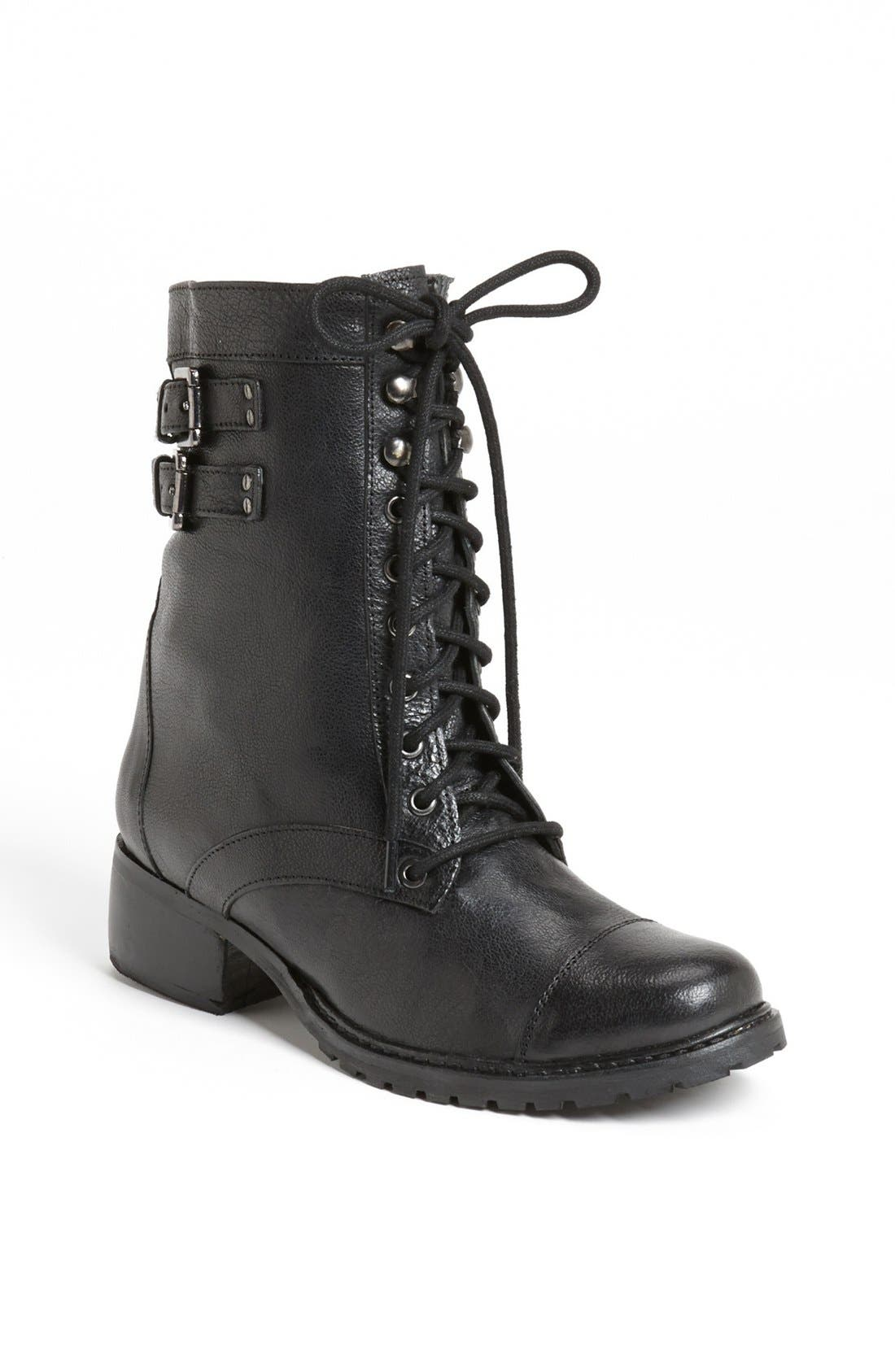 Alternate Image 1 Selected - Adam Tucker Me Too 'Liv' Military Boot