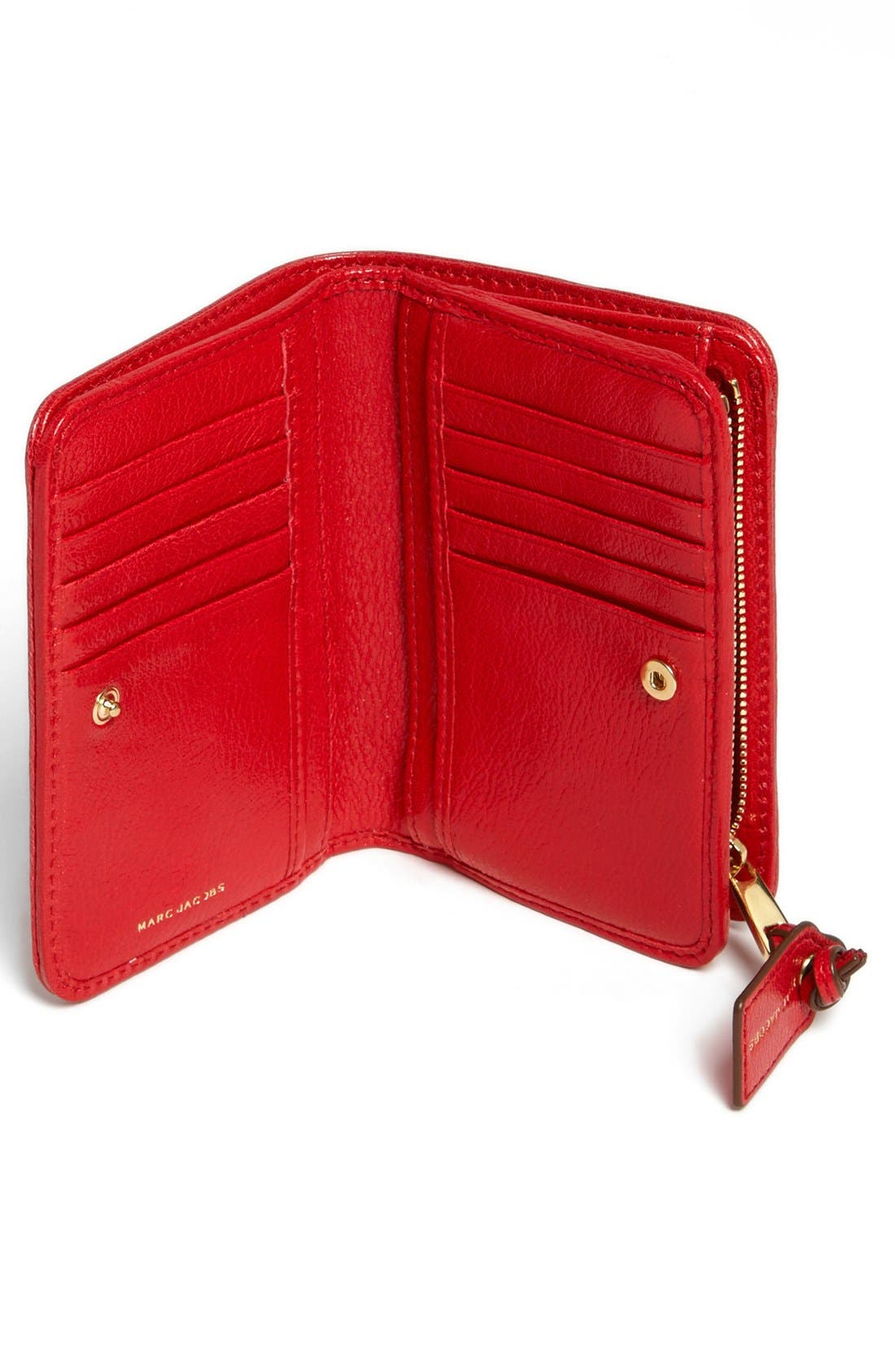 Alternate Image 2  - MARC JACOBS 'Wellington' Leather French Wallet