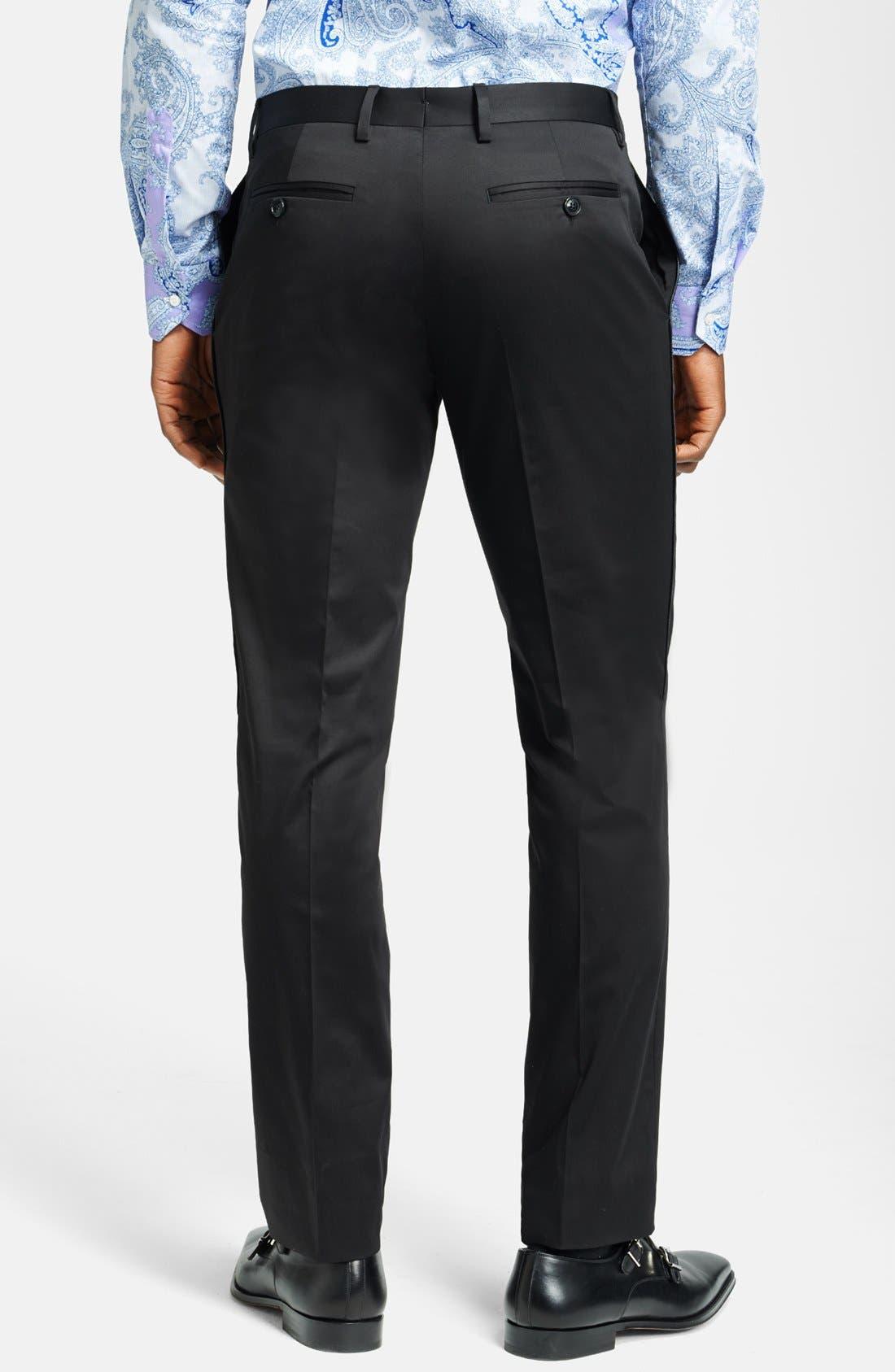 Alternate Image 2  - Etro Pipe Detailed Trouser Pants