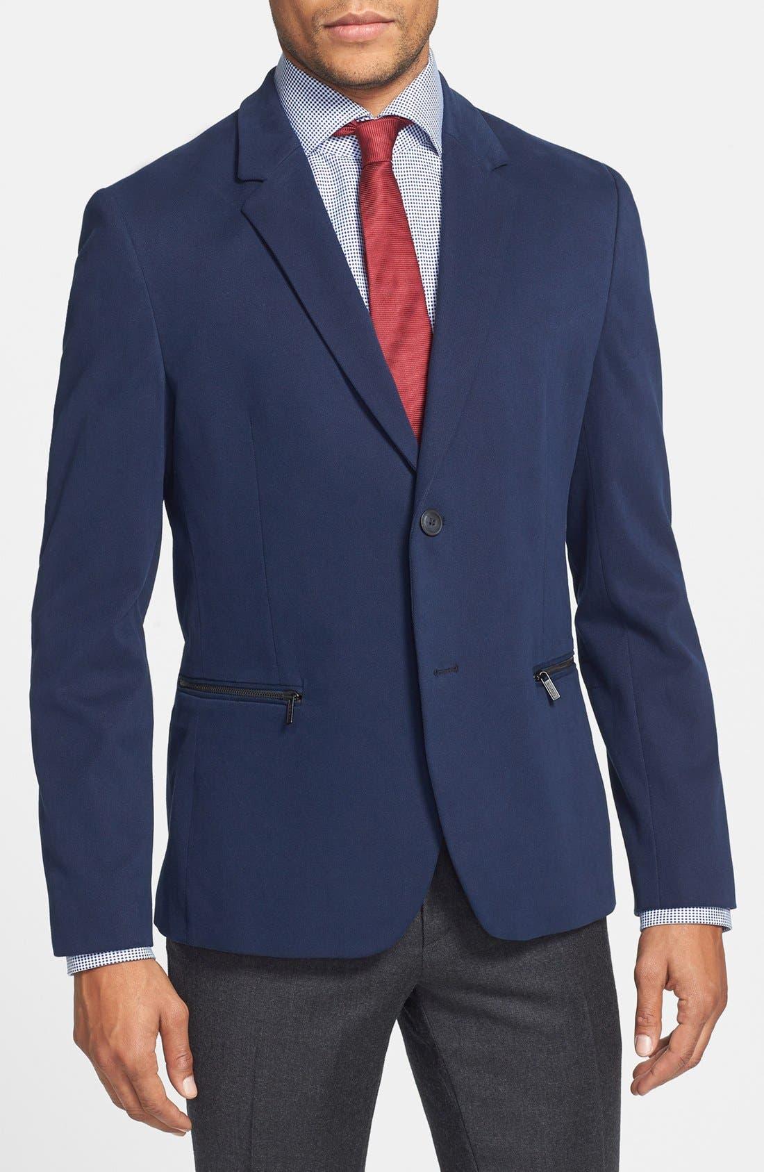 Alternate Image 1 Selected - HUGO 'Alston' Sportcoat