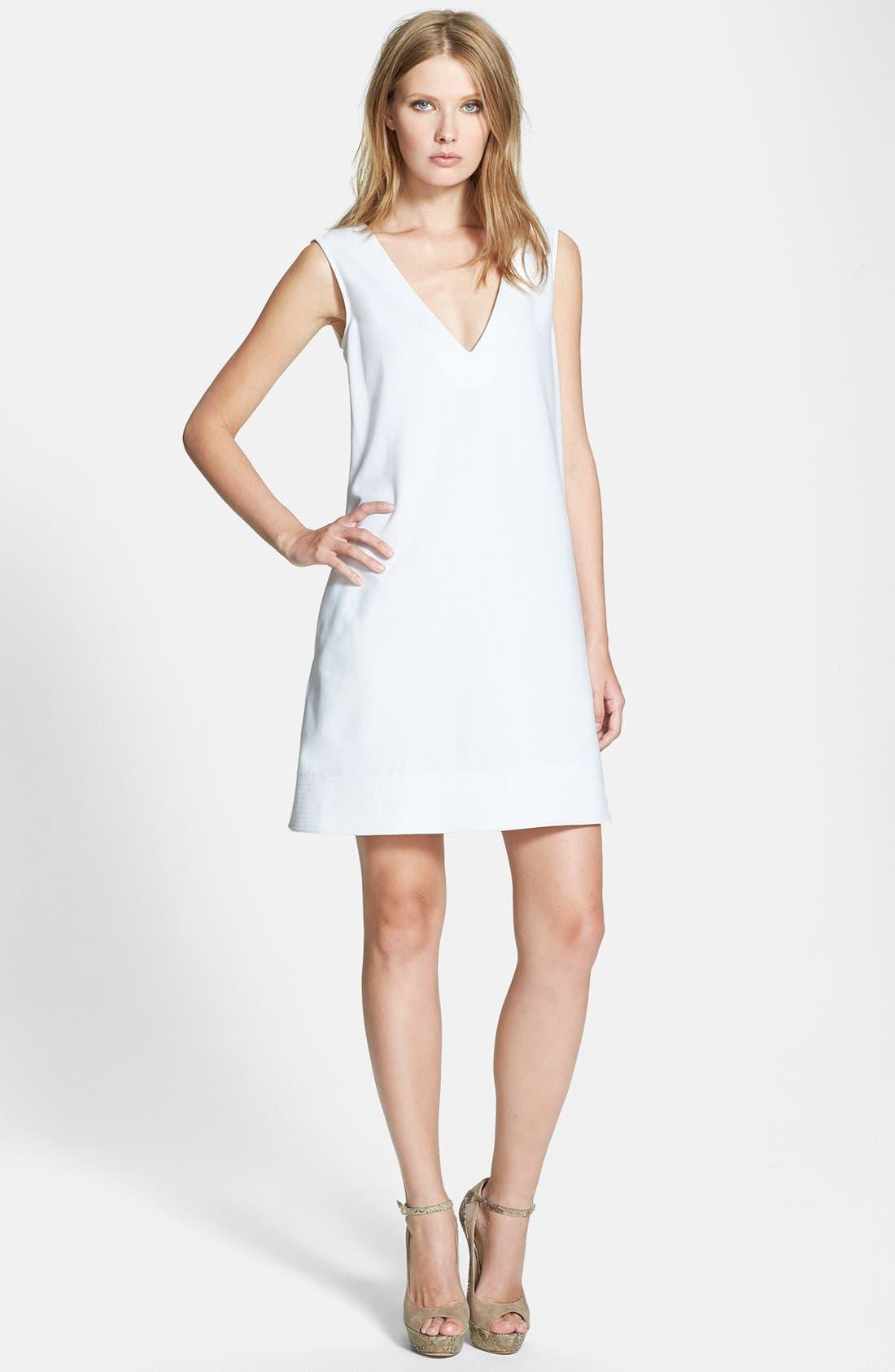 Main Image - Diane von Furstenberg 'Benten' Knit Shift Dress
