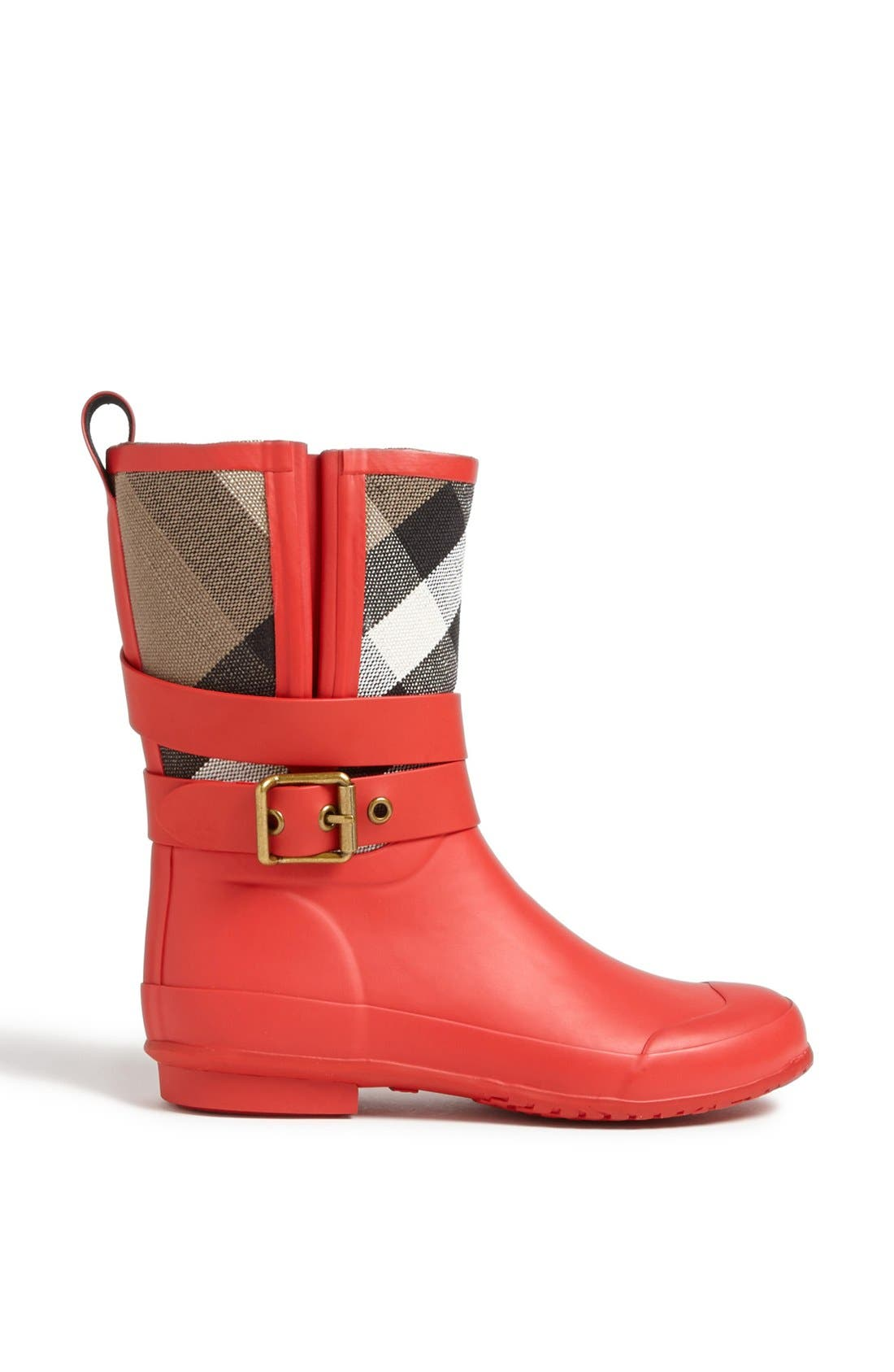 Alternate Image 4  - Burberry 'Holloway' Rain Boot (Women)