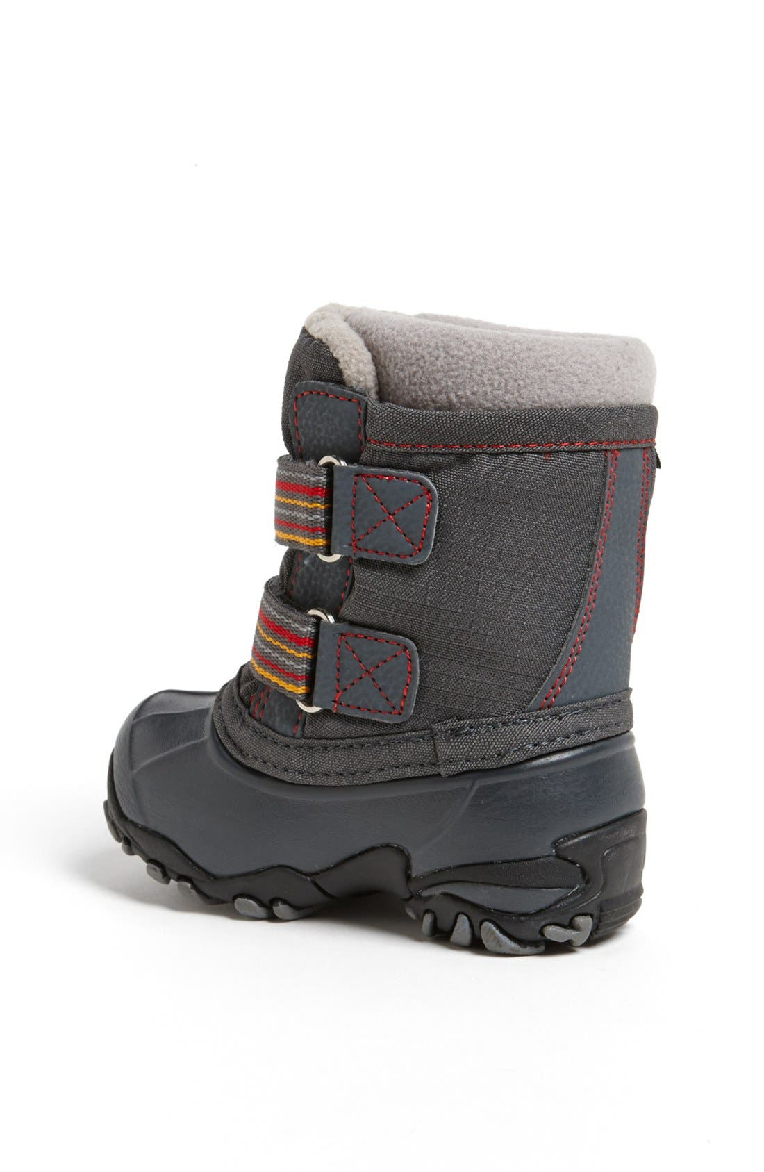 Alternate Image 2  - Acton 'Lullaby' Waterproof Winter Boot (Walker & Toddler)