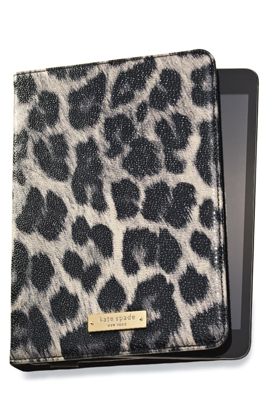 Alternate Image 5  - kate spade new york 'leroy street' iPad mini case