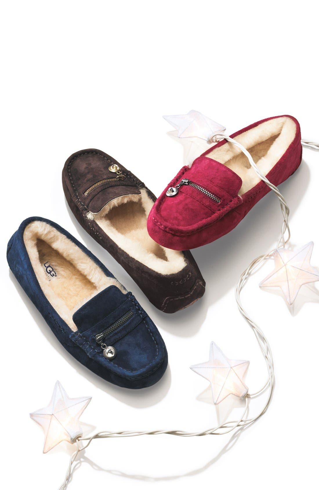 Alternate Image 3  - UGG® Australia 'Ansley Charm' Slipper (Women)