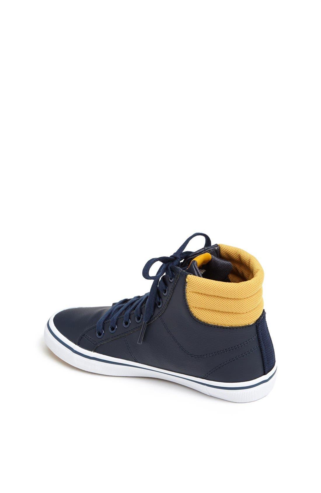 Alternate Image 2  - Lacoste 'Marcel' Sneaker (Baby, Walker, Toddler, Little Kid & Big Kid)
