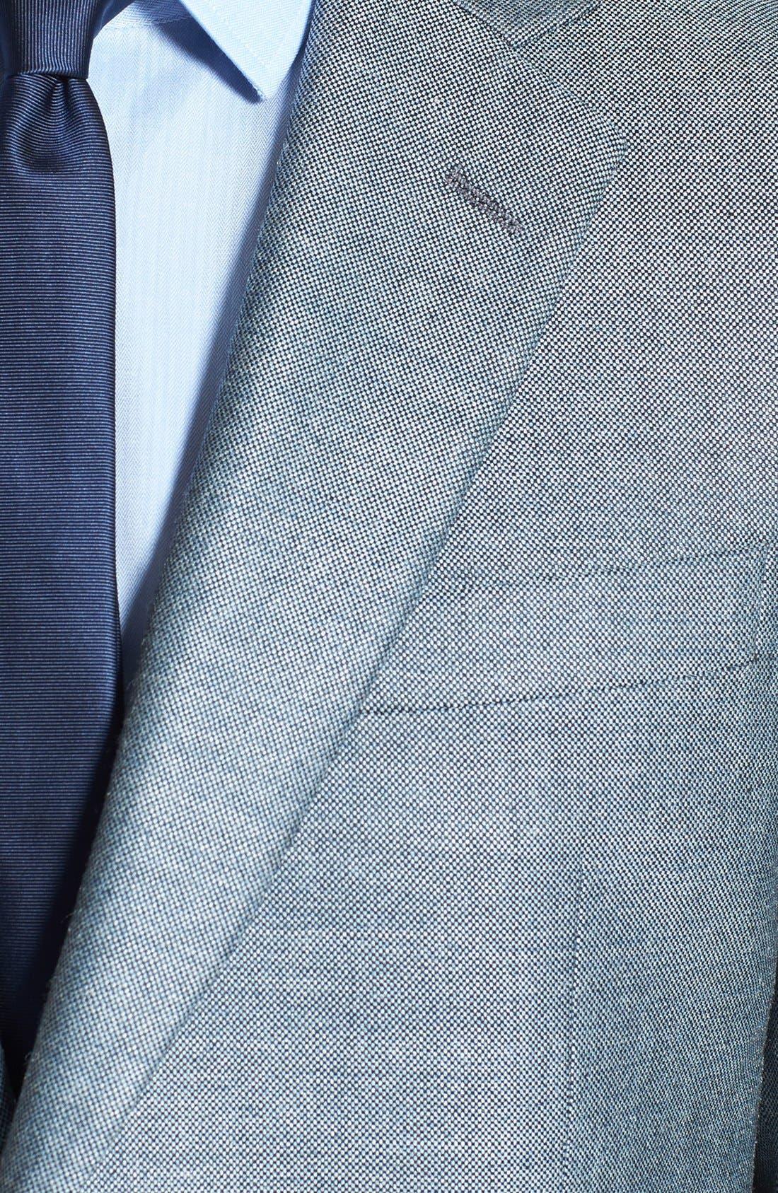 Alternate Image 3  - John W. Nordstrom® Classic Fit Silk Blend Sportcoat