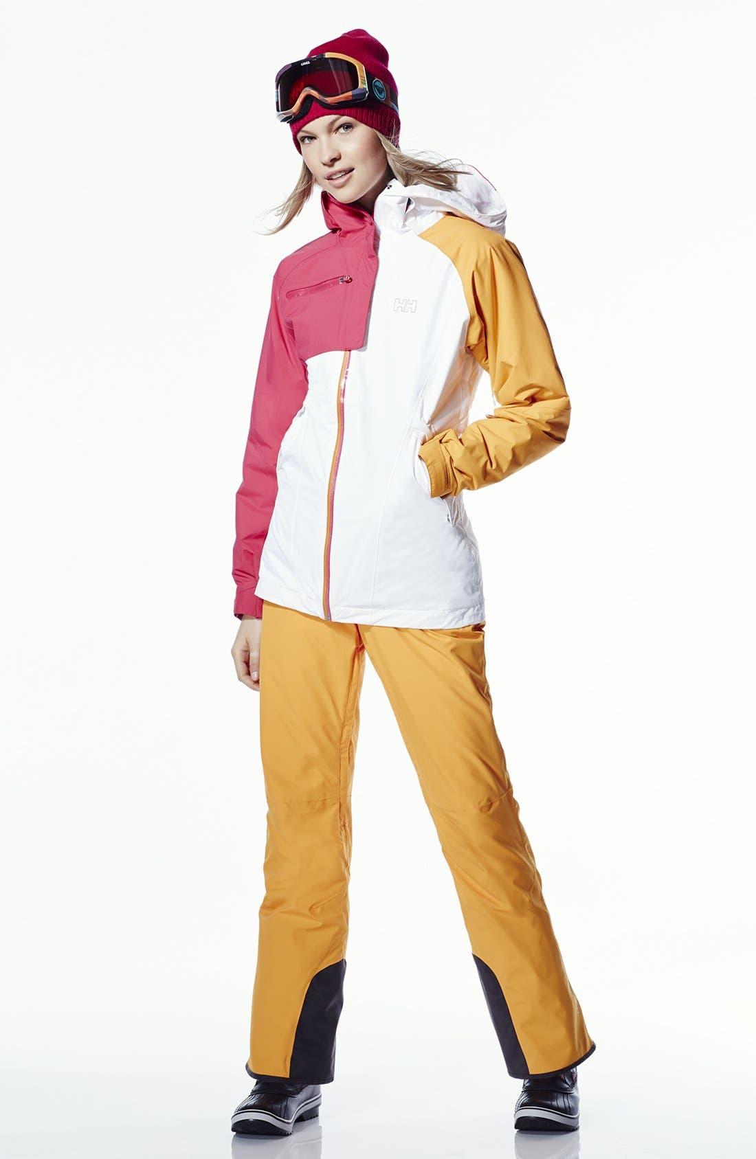 Alternate Image 1 Selected - Helly Hansen Ski Jacket & Pants