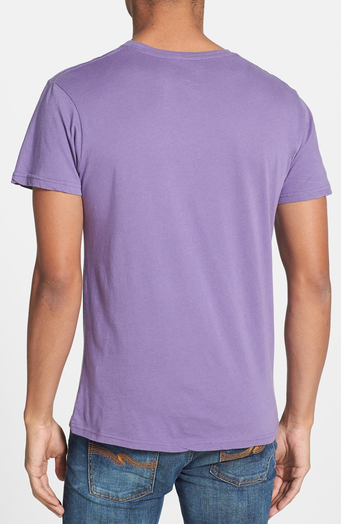 Alternate Image 2  - Retro Brand 'TCU Horned Frogs' Team T-Shirt