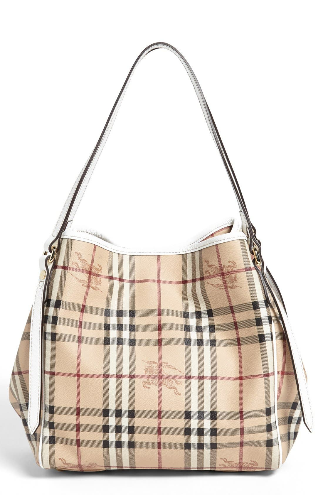 Alternate Image 1 Selected - Burberry 'Small Canterbury' Tote
