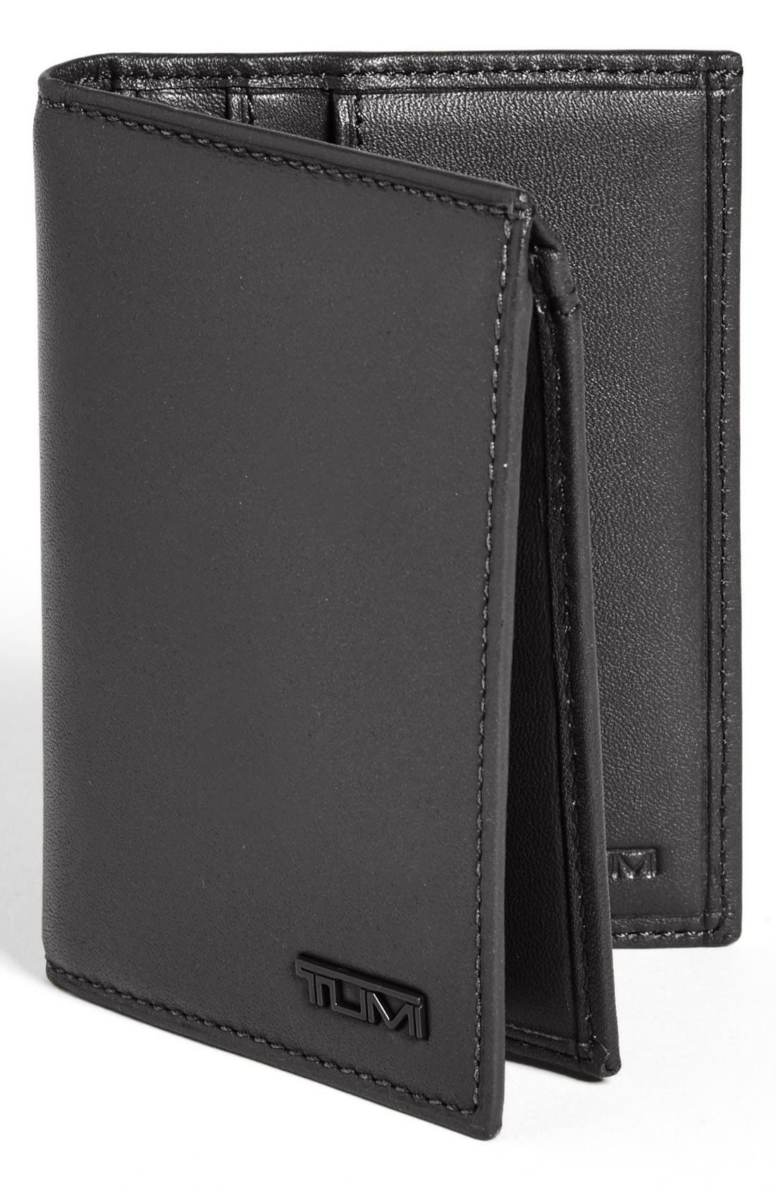 Alternate Image 1 Selected - Tumi 'Delta' L-Fold ID Wallet