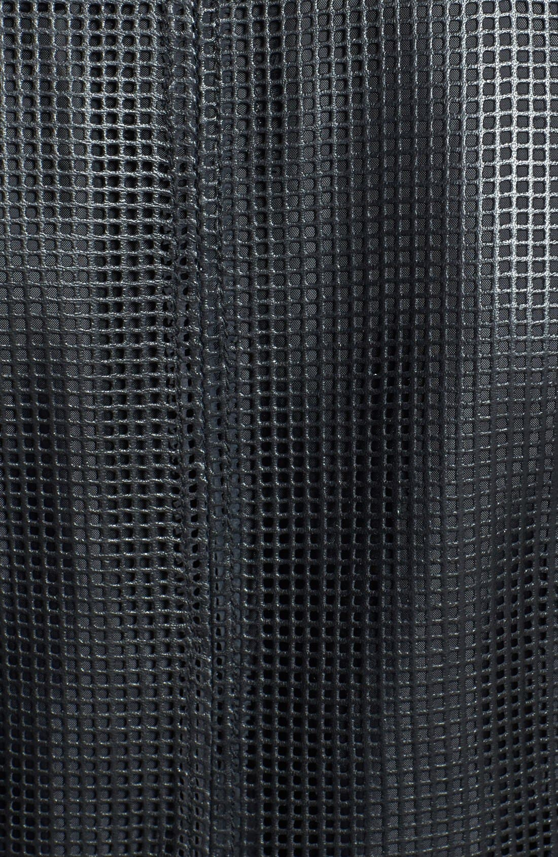 Alternate Image 2  - Halogen® Perforated Leather Jacket