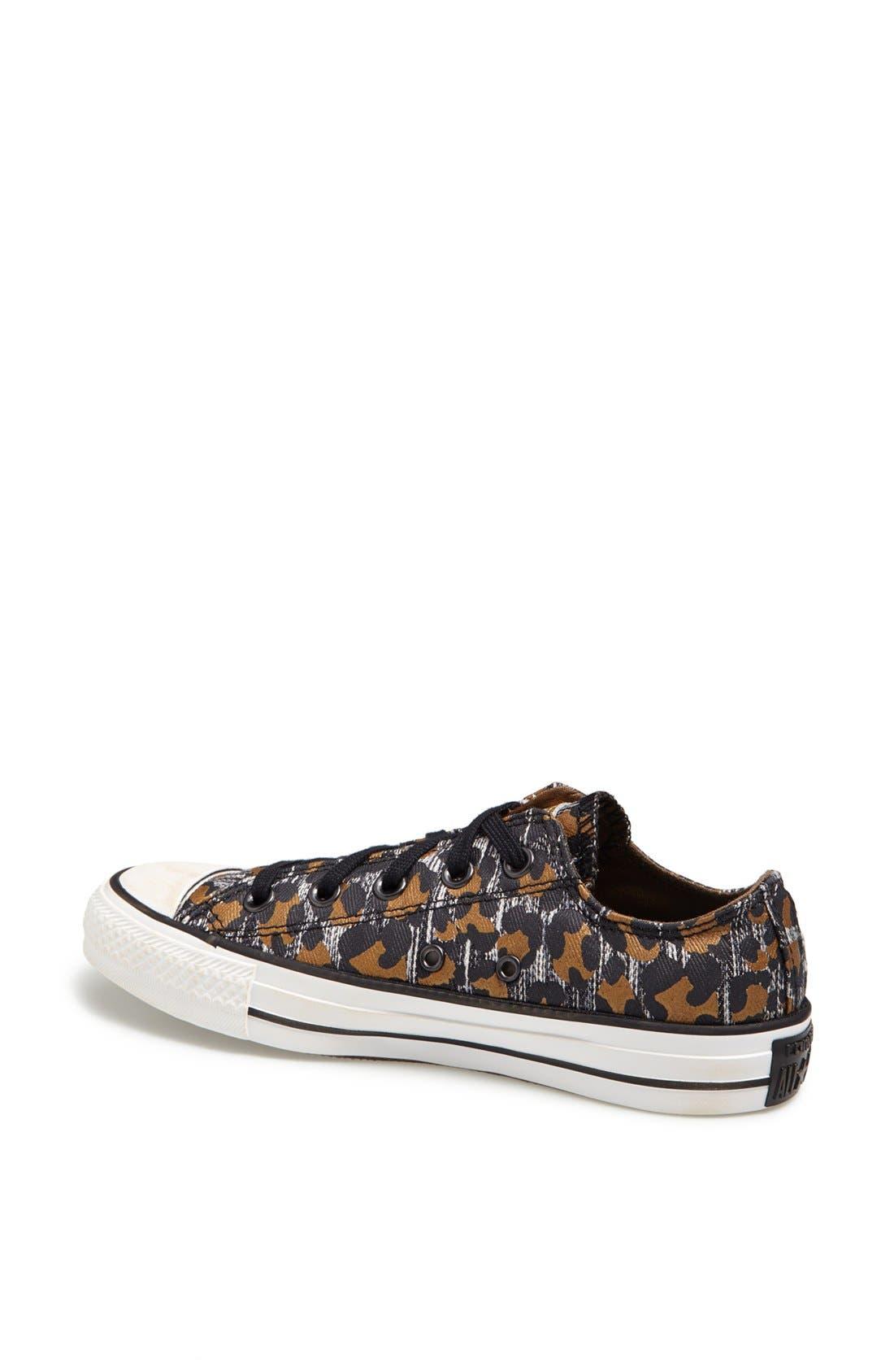 Alternate Image 2  - Converse Chuck Taylor® All Star® Low Print Sneaker (Women)