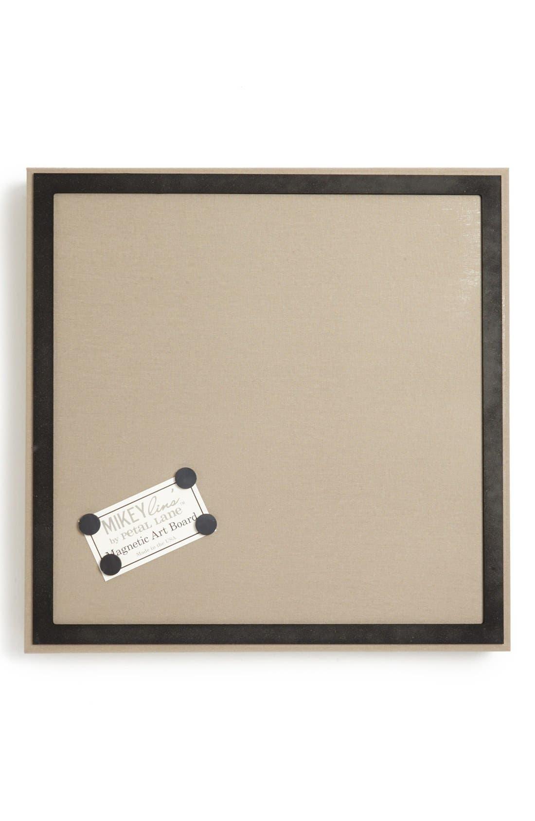 Main Image - Petal Lane Framed Magnet Art Board