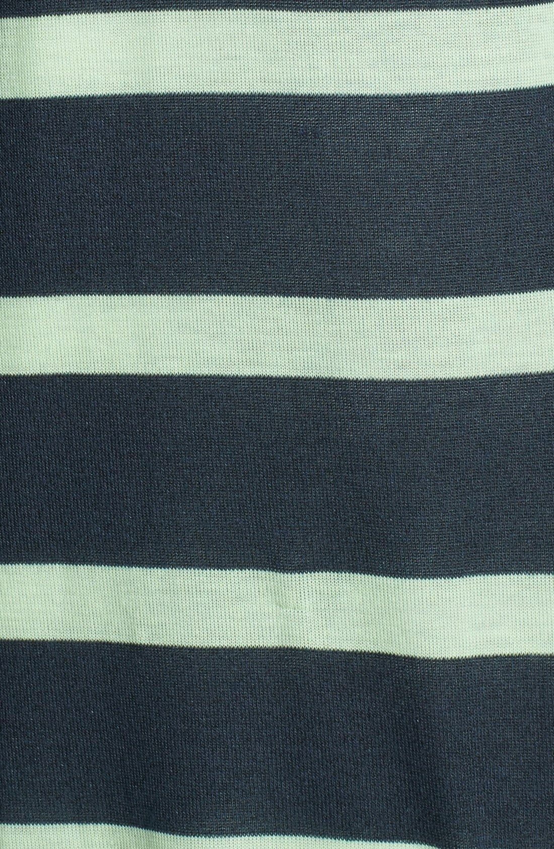Alternate Image 3  - MOD.lusive by Bobeau Open Front Cardigan (Regular & Petite)