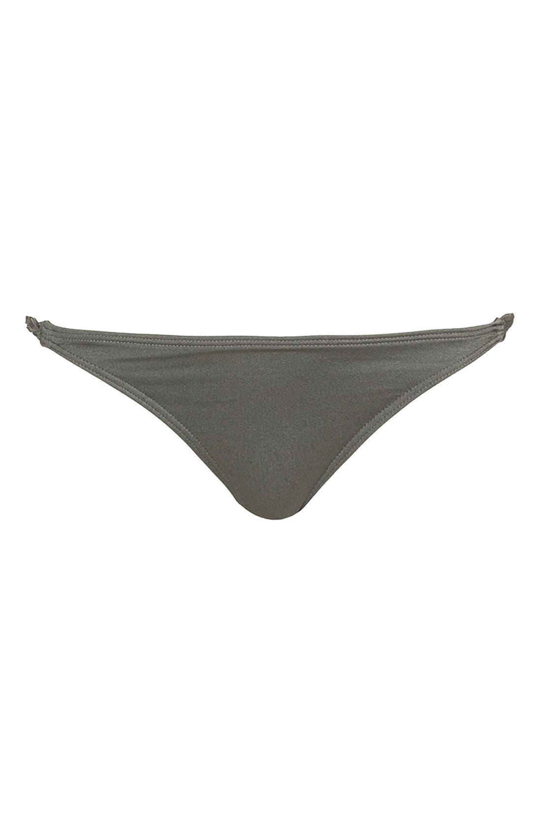 Alternate Image 1 Selected - Topshop 'Sophis' Bikini Bottoms
