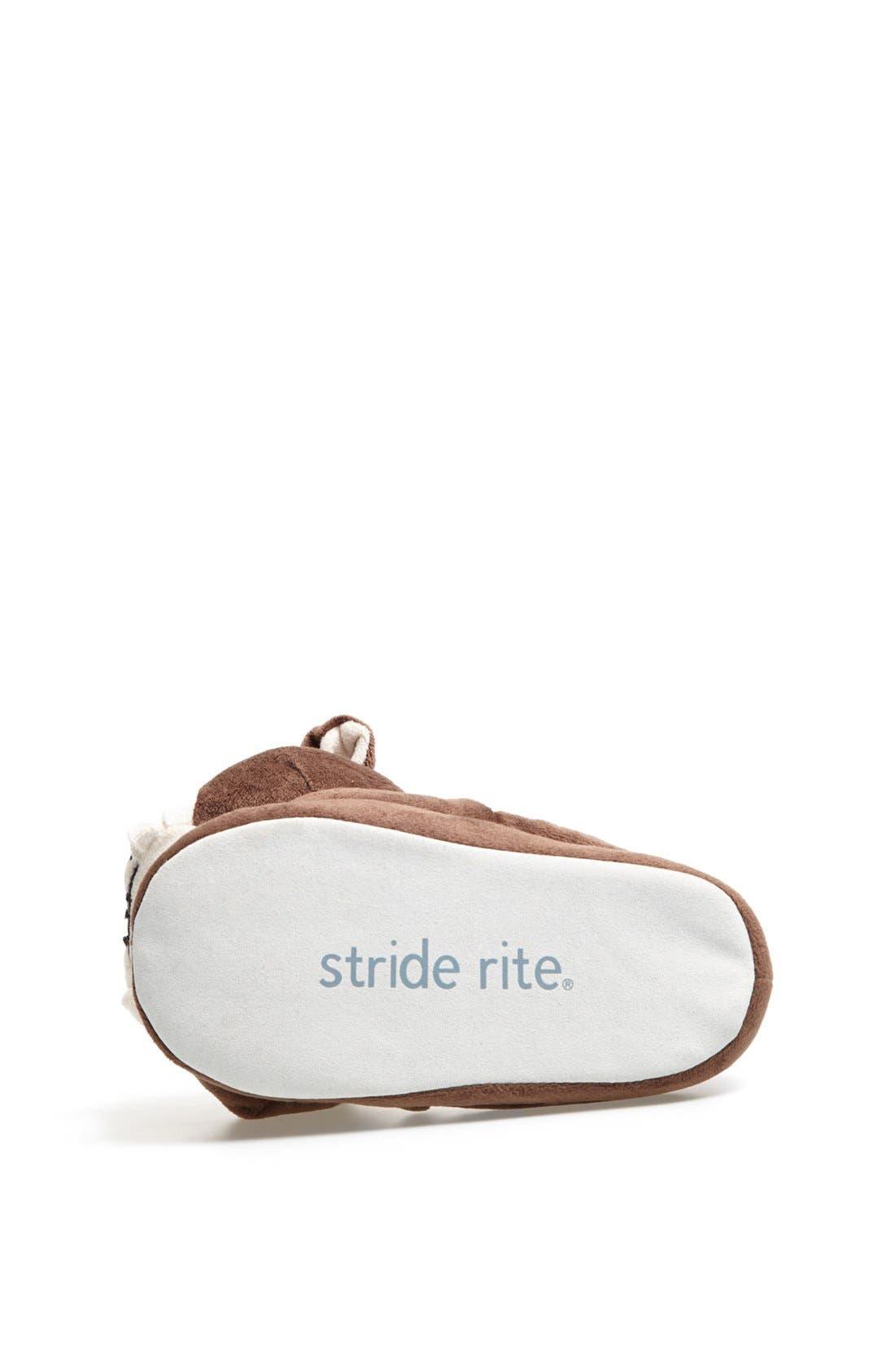Alternate Image 4  - Stride Rite 'Curtis the Bulldog' Light Up Slippers (Toddler & Little Kid)