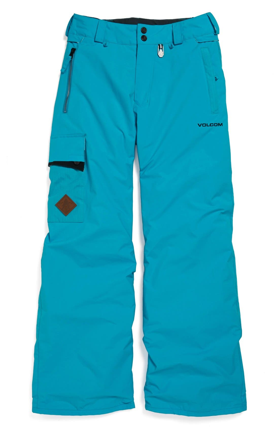 Alternate Image 1 Selected - Volcom 'Foxtail' Insulated Pants (Little Boys & Big Boys)