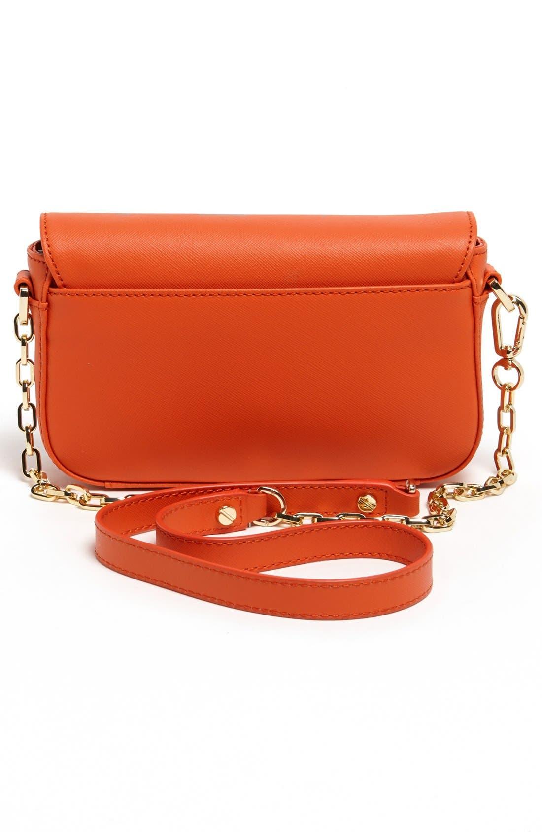 Alternate Image 4  - Tory Burch 'Robinson' Saffiano Leather Crossbody Bag