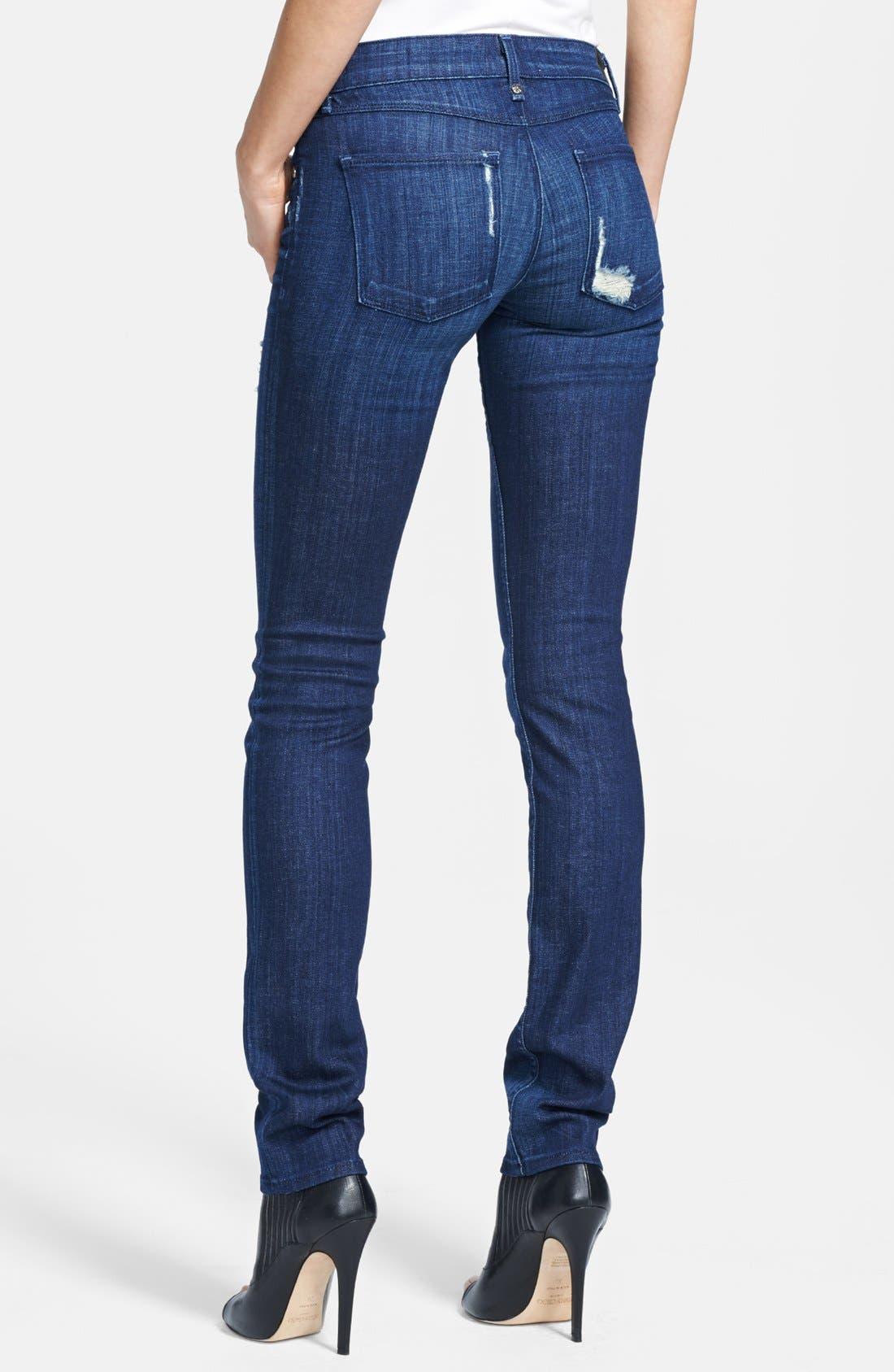 Alternate Image 2  - Habitual 'Alice' Skinny Jeans