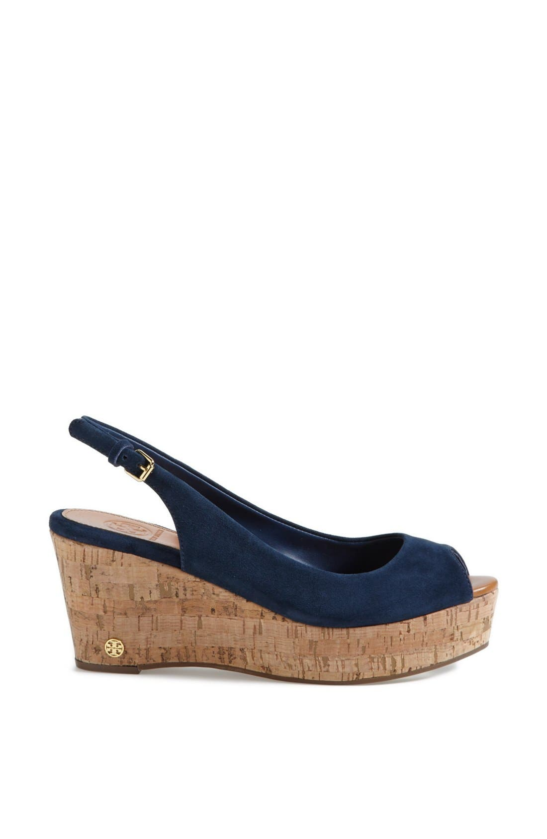 Alternate Image 3  - Tory Burch 'Rosalind' Wedge Sandal (Online Only)