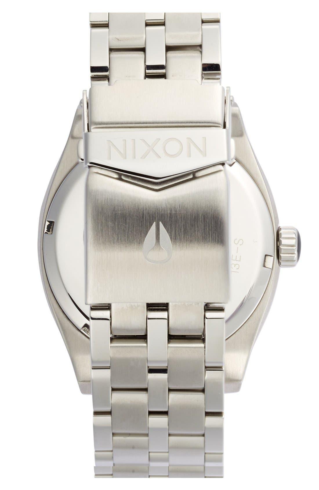 Alternate Image 2  - Nixon 'The Crystal Monopoly' Bracelet Watch, 40mm
