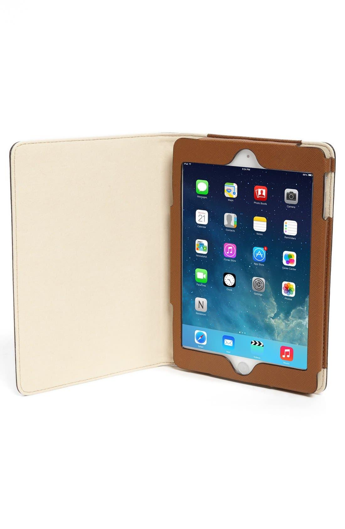 Alternate Image 3  - MICHAEL Michael Kors Saffiano iPad mini Folio