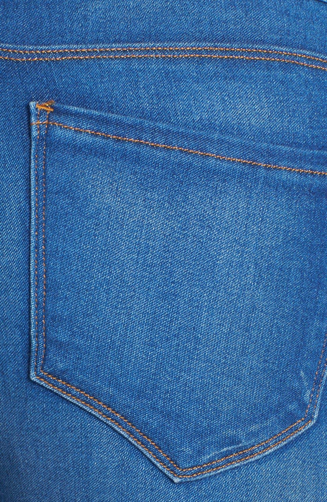 Alternate Image 3  - Genetic 'Shya' Cigarette Skinny Jeans (Impact)