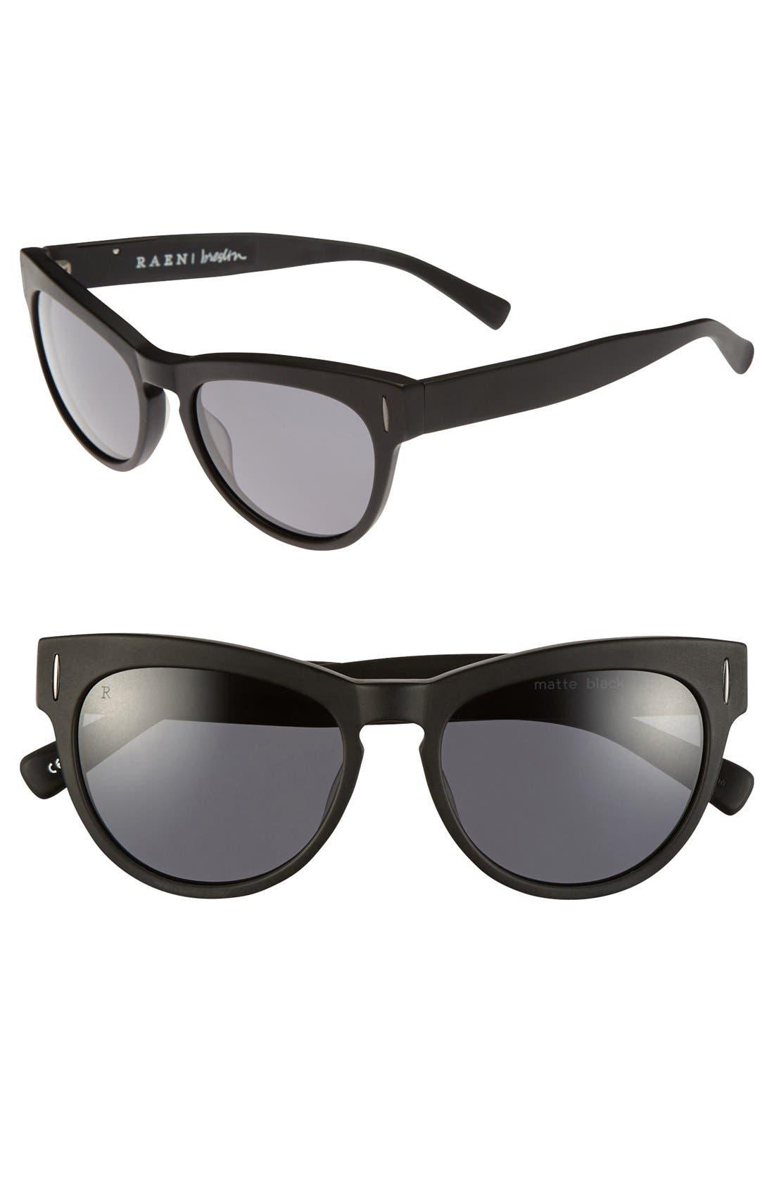 Alternate Image 1 Selected - RAEN 'Breslin' 55mm Polarized Sunglasses