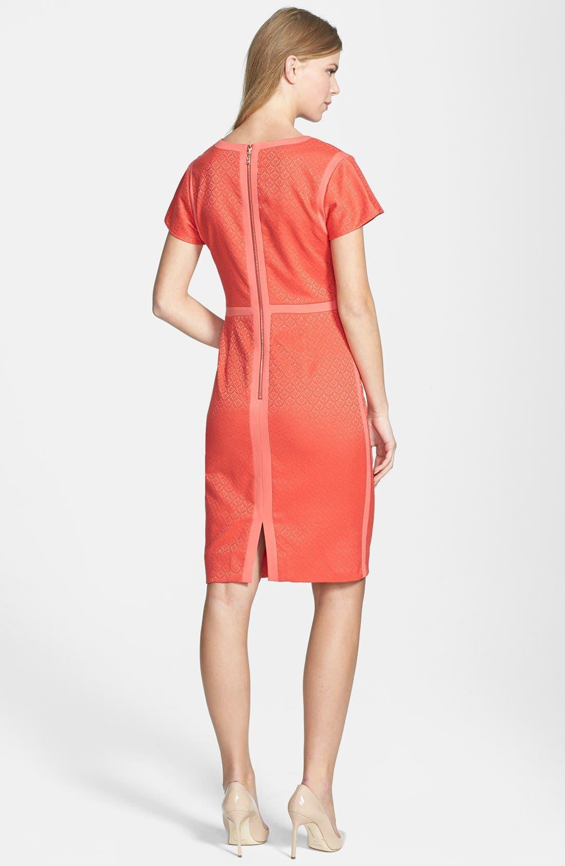 Alternate Image 2  - Rachel Roy Panel Dress