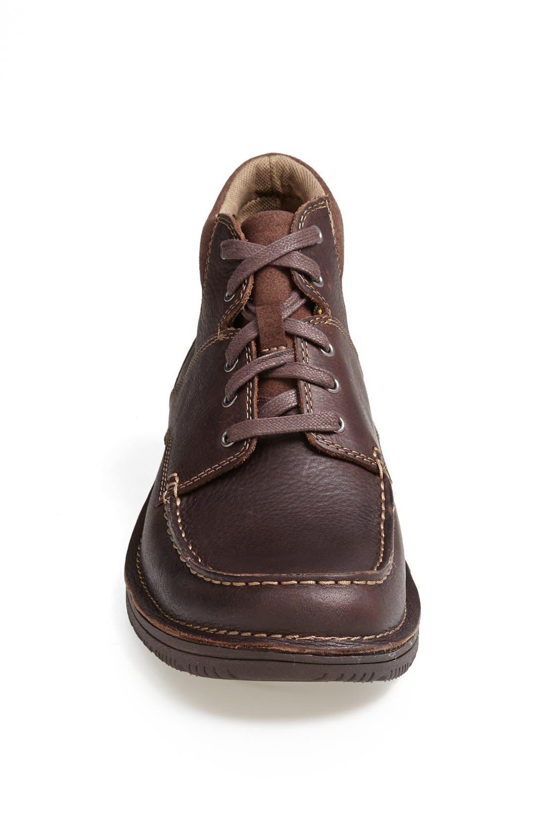 Alternate Image 3  - Clarks® 'Senner Court' Moc Toe Boot