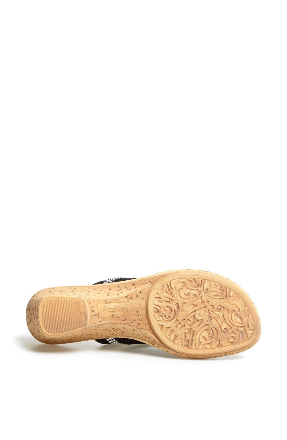 Alternate Image 4  - Onex 'Tory' Wedge Sandal