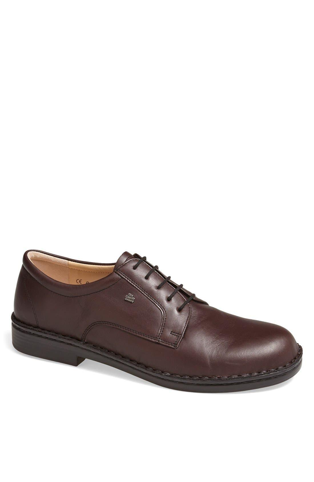 Main Image - Finn Comfort 'Milano' Plain Toe Derby (Men)