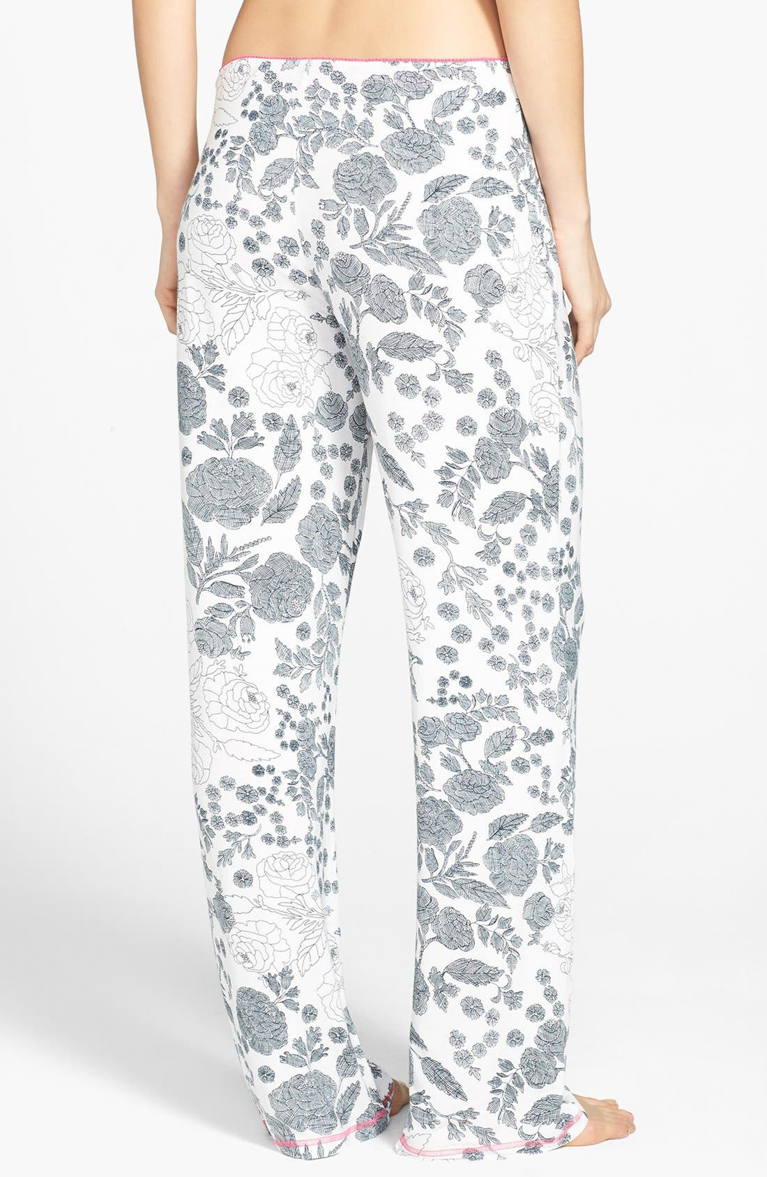 Alternate Image 2  - PJ Salvage 'Sweet Floral' Pants