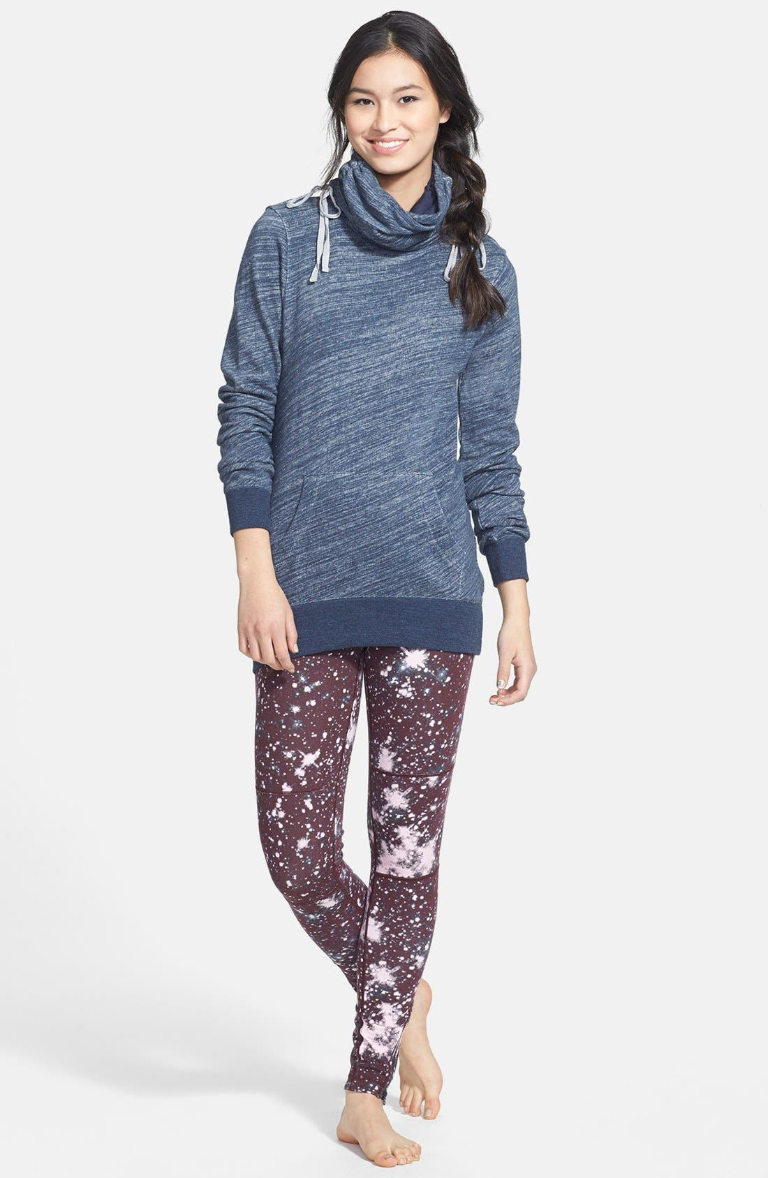 Alternate Image 3  - Unit-Y 'Distance' Galaxy Print Leggings