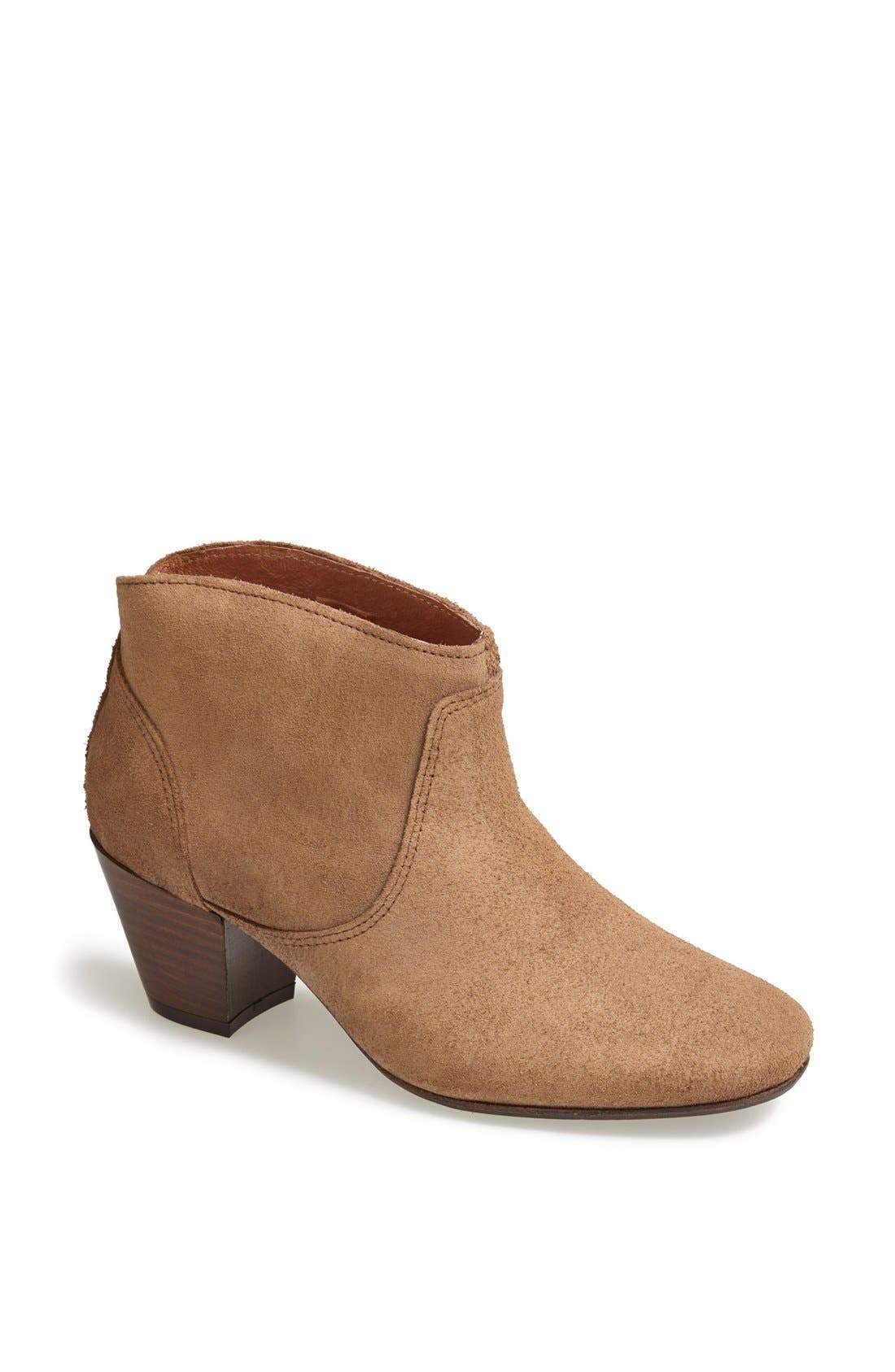 Alternate Image 1 Selected - H by Hudson 'Mirar' Suede Bootie