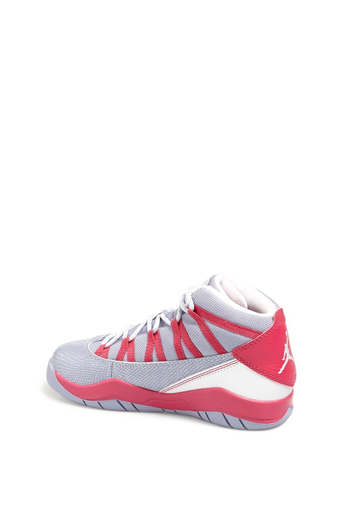 Alternate Image 2  - Nike 'Jordan Prime Flight' Basketball Shoe (Toddler & Little Kid)