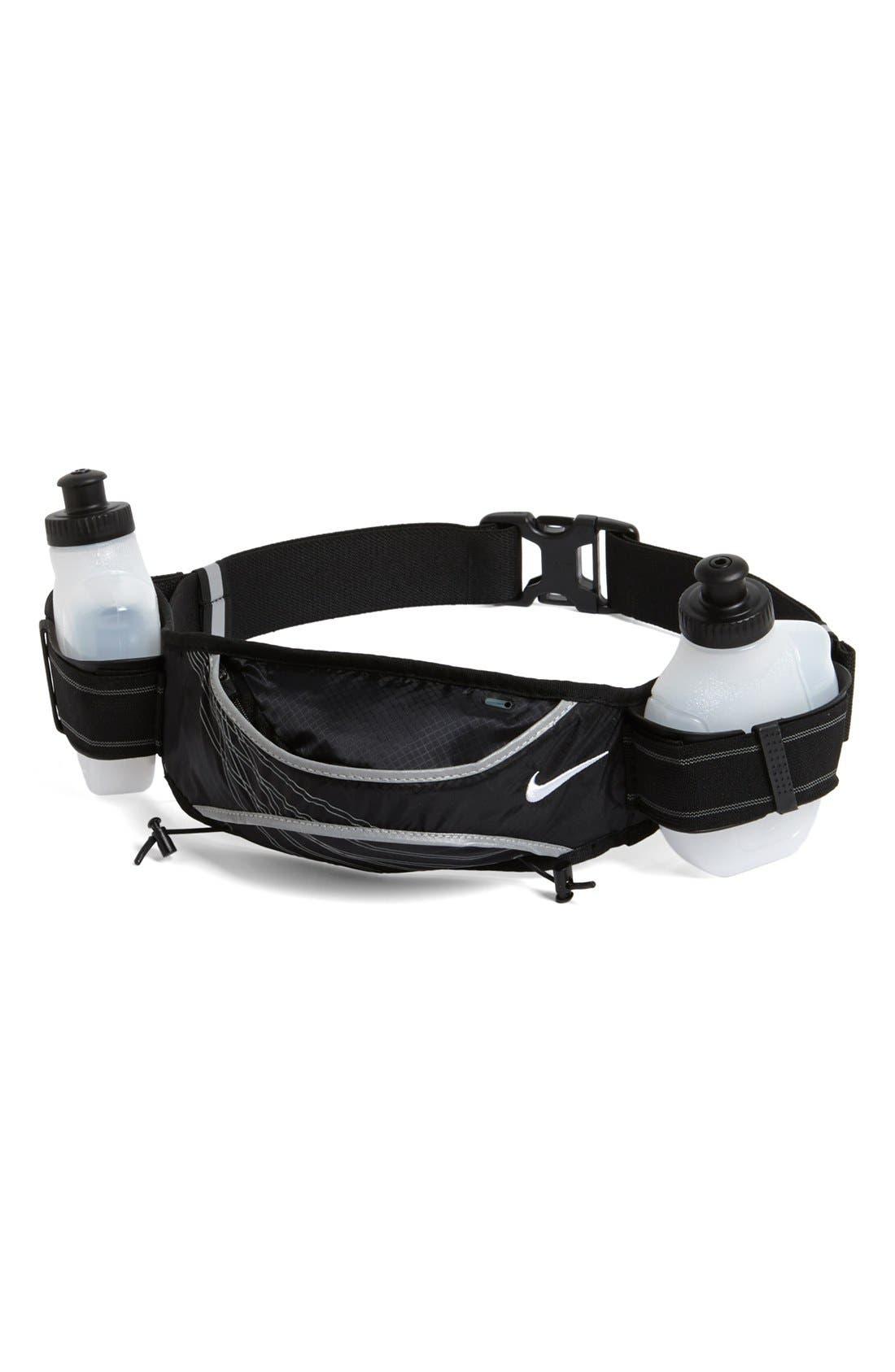Main Image - Nike 'Hydration' Two Bottle Belt