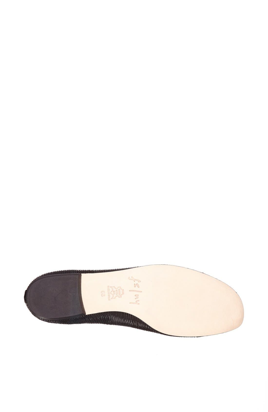 Alternate Image 4  - French Sole 'Quest' Flat