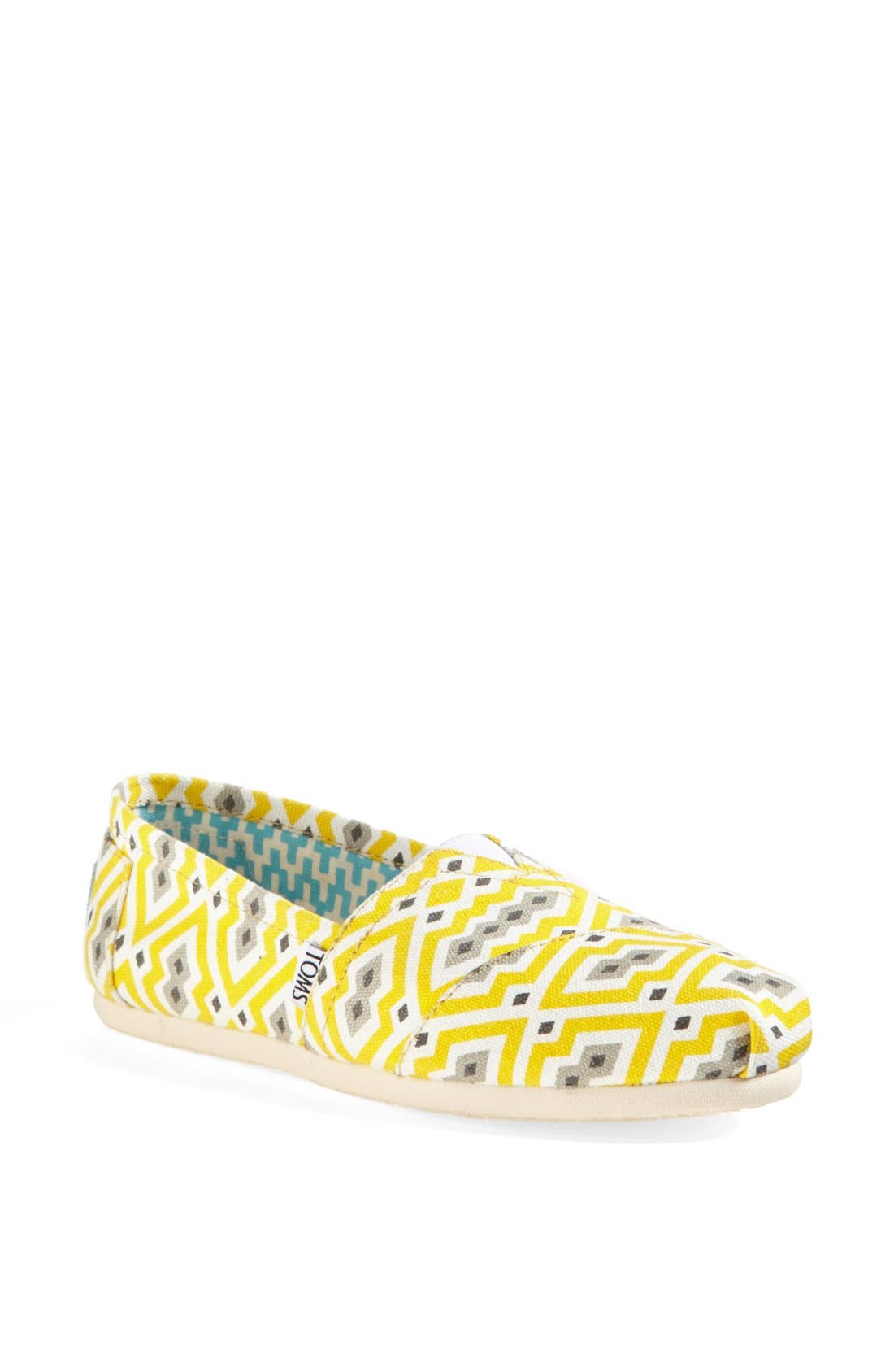 Alternate Image 1 Selected - TOMS 'Classic - Jonathan Adler' Slip-On (Women)