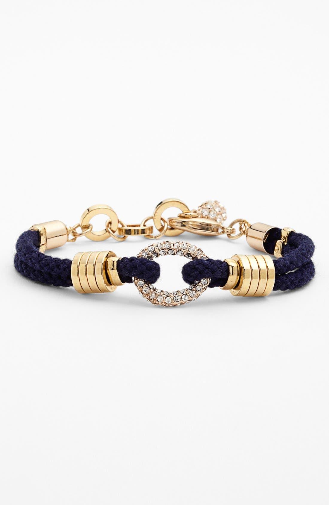 Alternate Image 1 Selected - Sequin Rope Bracelet