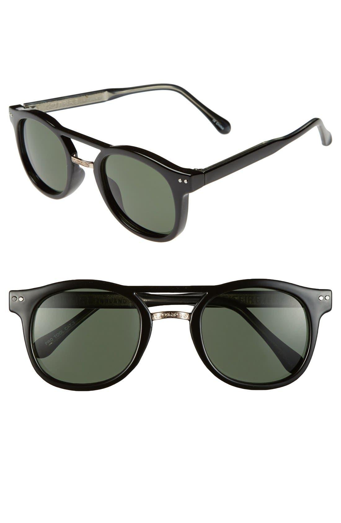 Main Image - Spitfire 'Protool' 50mm Retro Sunglasses