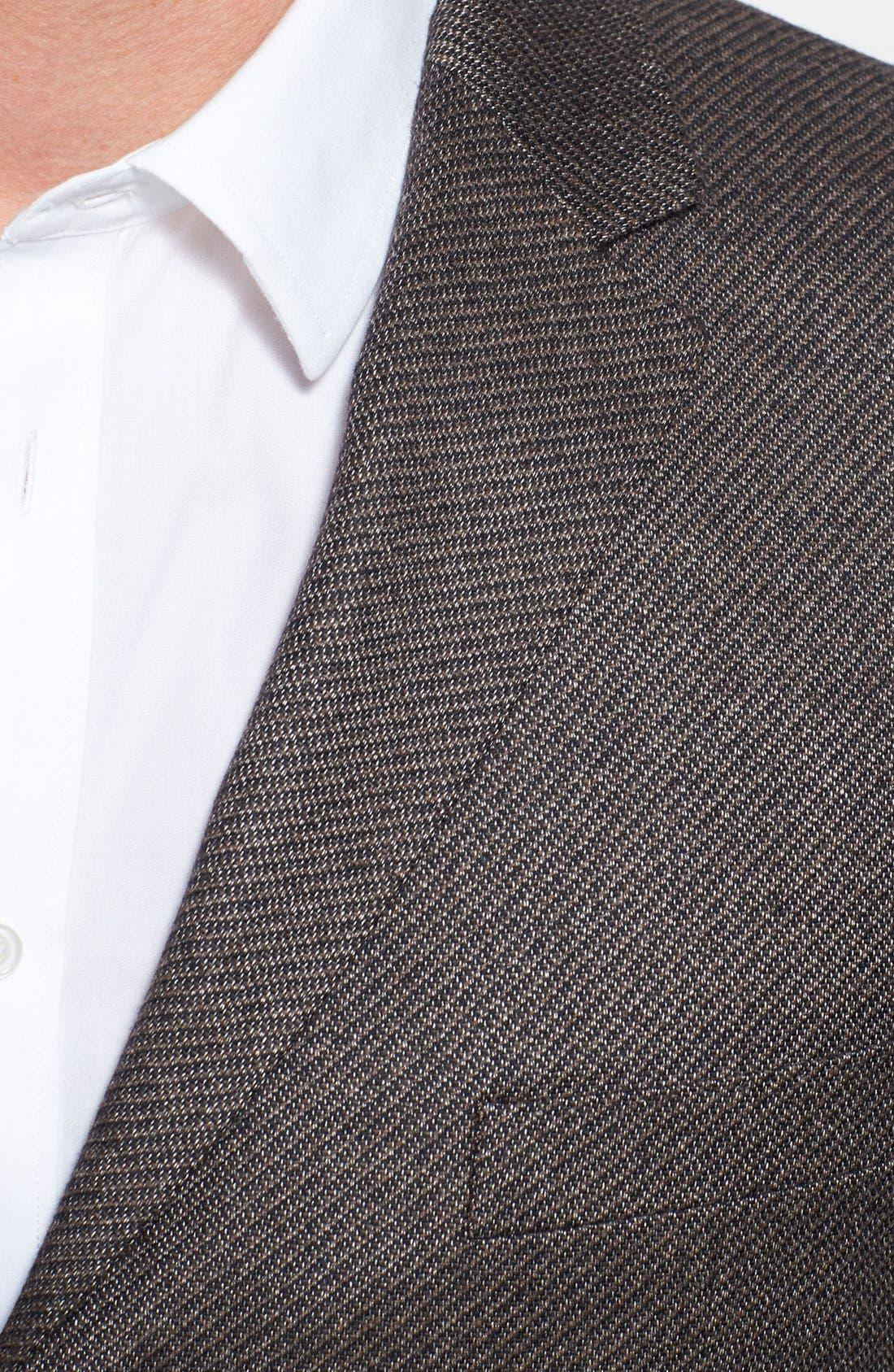 Alternate Image 3  - BOSS HUGO BOSS 'Johnston' Classic Fit Three-Button Sportcoat