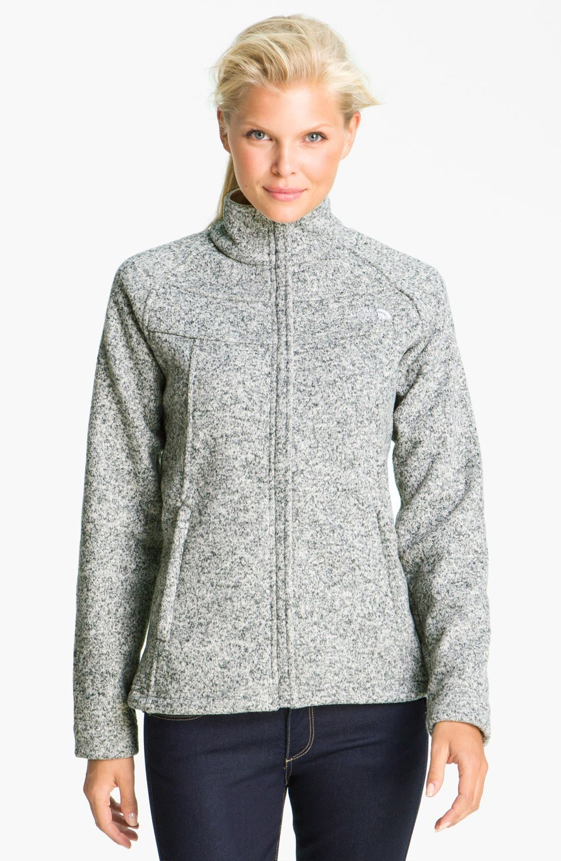 Alternate Image 1 Selected - The North Face 'Indi' Fleece Jacket