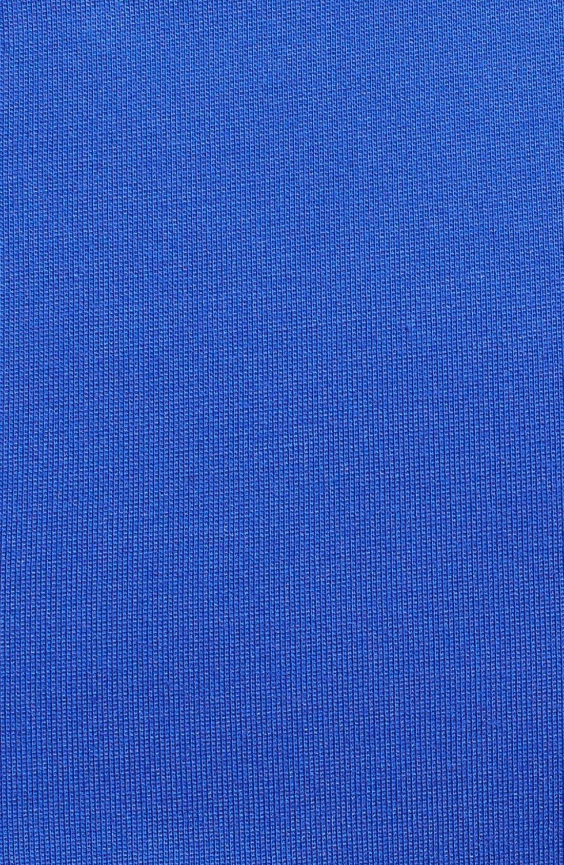 Alternate Image 3  - Armani Collezioni Sleeveless Double Face Jersey Dress