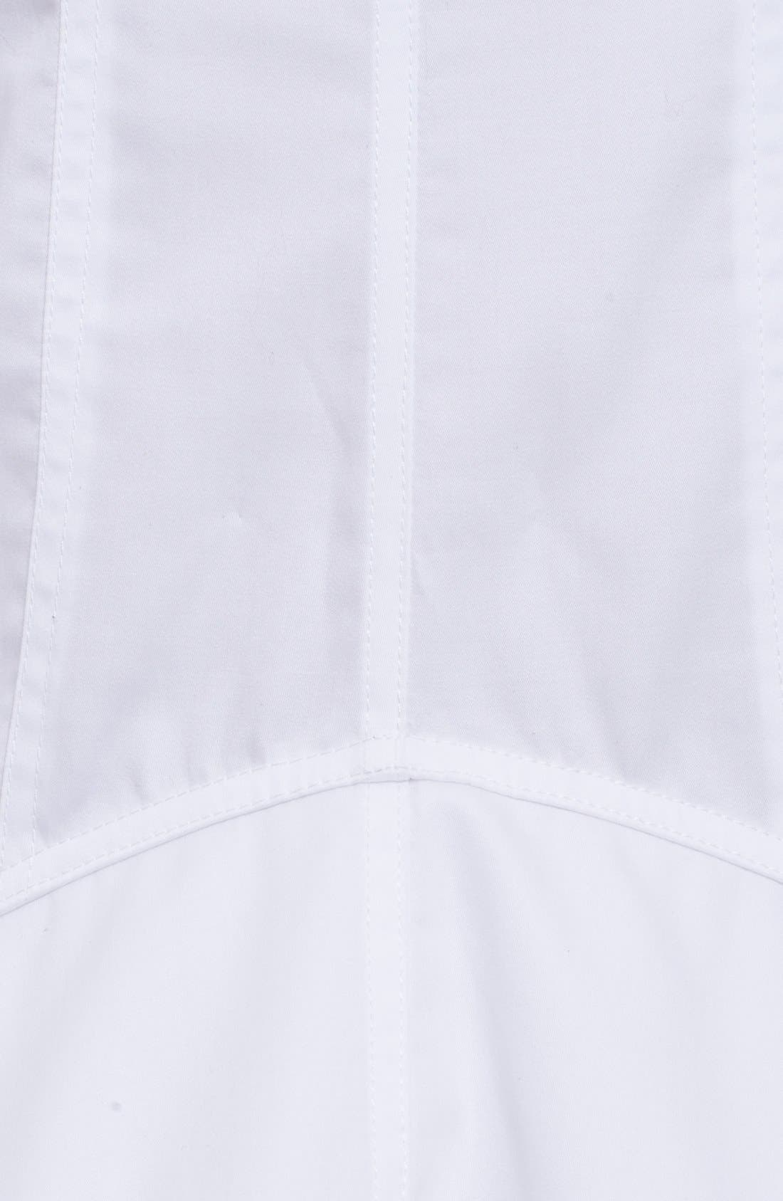 Alternate Image 3  - Jason Wu Poplin Fit & Flare Shirtdress