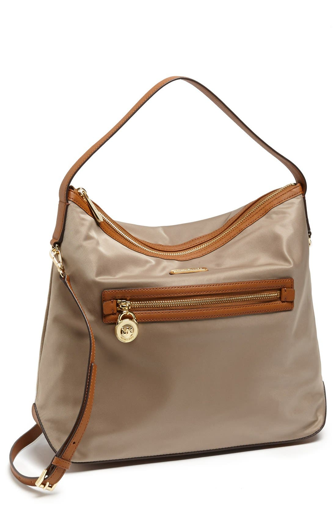 Alternate Image 1 Selected - MICHAEL Michael Kors 'Kempton - Large' Nylon Satchel