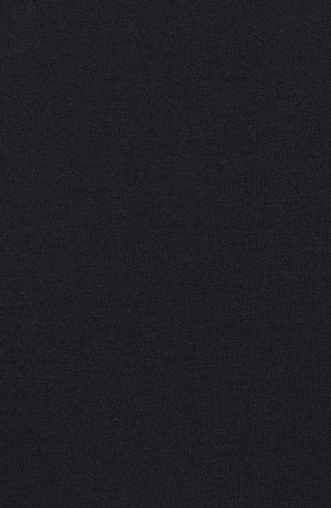 Alternate Image 3  - Vince Camuto Mesh Inset Maxi Dress (Plus Size)